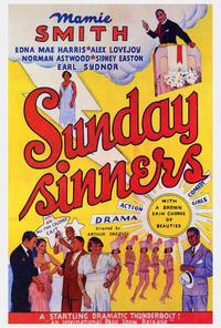 Sunday Sinners - 27 x 40 Movie Poster - Style A