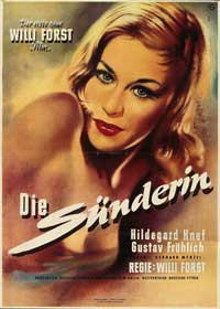 Sunderin - 11 x 17 Movie Poster - German Style A