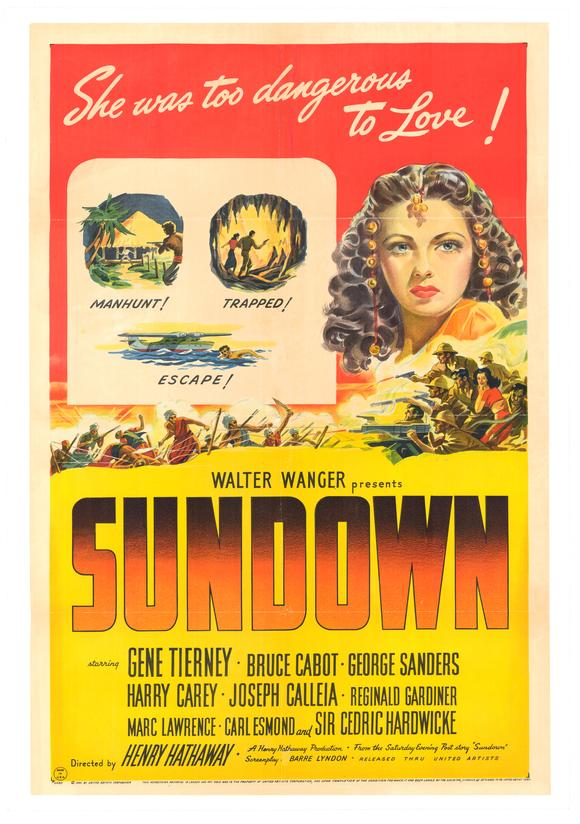 Trouble in Sundown movie