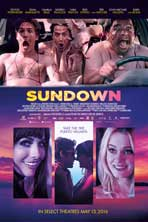 """Sundown"" Movie Poster"