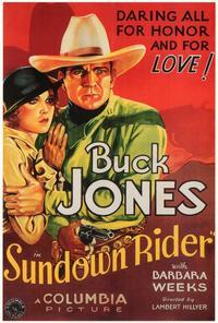 Sundown Rider - 27 x 40 Movie Poster - Style A