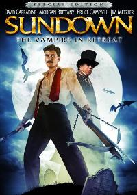 Sundown: The Vampire in Retreat - 11 x 17 Movie Poster - Style A