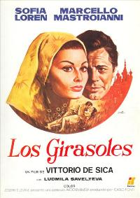 Sunflower - 27 x 40 Movie Poster - Spanish Style A