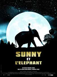 Sunny et le elephant - 11 x 17 Movie Poster - French Style A