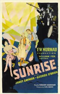 Sunrise: A Song of Two Humans - 27 x 40 Movie Poster - Style A