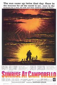 Sunrise at Campobello - 27 x 40 Movie Poster - Style A
