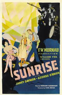 Sunrise - 11 x 17 Movie Poster - Style B
