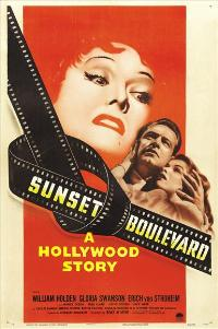 Sunset Blvd. - 43 x 62 Movie Poster - Bus Shelter Style A