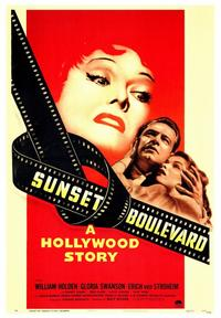 Sunset Boulevard - 43 x 62 Movie Poster - Bus Shelter Style A