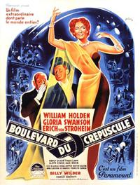 Sunset Boulevard - 11 x 17 Movie Poster - French Style B