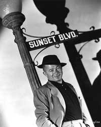 Sunset Boulevard - 8 x 10 B&W Photo #12