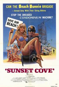 Sunset Cove - 11 x 17 Movie Poster - Style A
