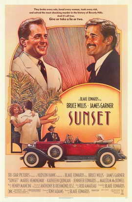 Sunset - 11 x 17 Movie Poster - Style A
