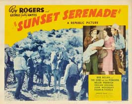 Sunset Serenade - 11 x 14 Movie Poster - Style A