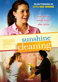 Sunshine Cleaning - 11 x 17 Movie Poster - German Style A