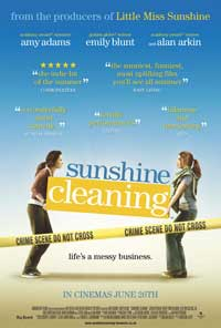 Sunshine Cleaning - 11 x 17 Movie Poster - UK Style A