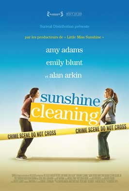 Sunshine Cleaning - 20 x 40 Movie Poster - French Style A