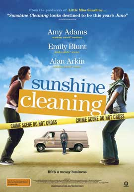 Sunshine Cleaning - 27 x 40 Movie Poster - Australian Style A