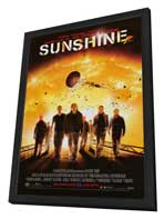 Sunshine - 27 x 40 Movie Poster - Style C - in Deluxe Wood Frame