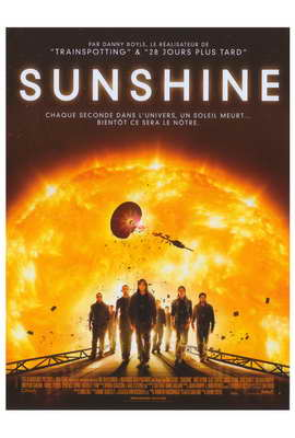 Sunshine - 27 x 40 Movie Poster - French Style A