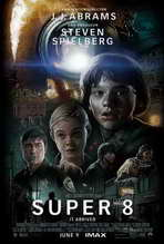 Super 8 - 27 x 40 - Movie Poster - US Final - Style A