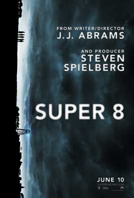 Super 8 - 27 x 40 Movie Poster - Style A