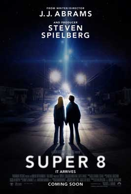 Super 8 - 27 x 40 Movie Poster - Style B