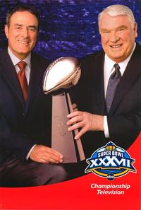 Super Bowl XXXVII - 27 x 40 TV Poster - Style A