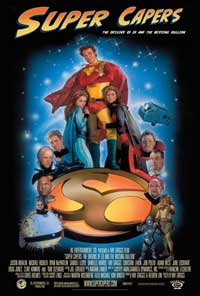 Super Capers - 27 x 40 Movie Poster - Style A