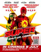 Super - 22 x 28 Movie Poster - UK Style A