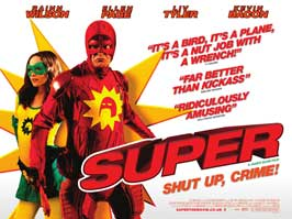 Super - 27 x 40 Movie Poster - UK Style A