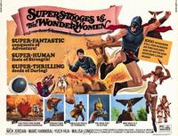 Super Stooges vs the Wonder Women - 11 x 14 Movie Poster - Style A