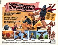 Super Stooges vs the Wonder Women - 22 x 28 Movie Poster - Half Sheet Style A