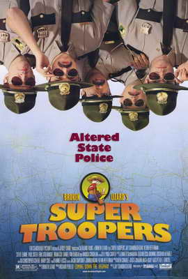 Super Troopers - 27 x 40 Movie Poster - Style A