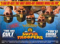Super Troopers - 27 x 40 Movie Poster - Style B