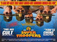 Super Troopers - 11 x 14 Movie Poster - Style A