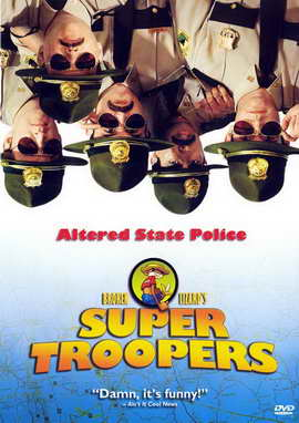 Super Troopers - 27 x 40 Movie Poster - German Style A