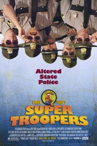 Super Troopers - 11 x 17 Movie Poster - Style A - Museum Wrapped Canvas