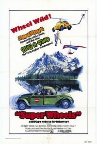 Super Wheels - 27 x 40 Movie Poster - Style A