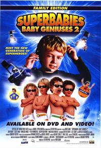 Superbabies: Baby Geniuses 2 - 27 x 40 Movie Poster - Style B