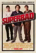 Superbad - 27 x 40 Movie Poster - Style B