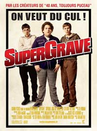 Superbad - 11 x 17 Movie Poster - French Style A