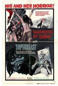 Superbeast - 27 x 40 Movie Poster - Style A