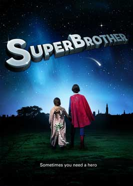 Superbror - 11 x 17 Movie Poster - Style A