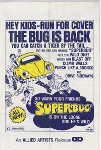 Superbug - 27 x 40 Movie Poster - Style C