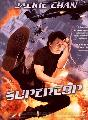 Supercop - 11 x 17 Movie Poster - Spanish Style A