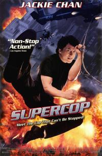 Supercop - 27 x 40 Movie Poster - Style A