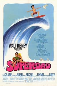 Superdad - 11 x 17 Movie Poster - Style A