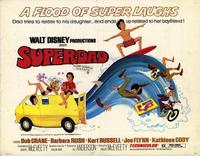 Superdad - 11 x 14 Movie Poster - Style A