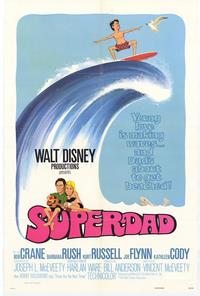 Superdad - 27 x 40 Movie Poster - Style A